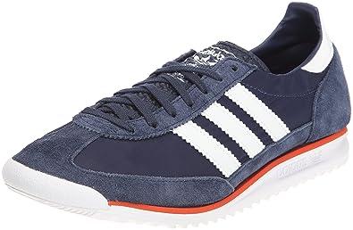 adidas Originals Sl 72, Baskets mode homme Bleu 3 G63486 , 45 1 3 Bleu 3957b9