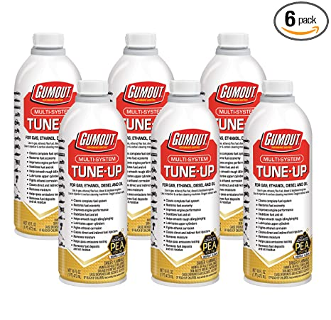 Gumout 510011 Multi-System Tune-Up, 16 oz  (Pack of 6)