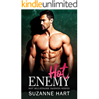 Hot Enemy: A Secret Baby Enemies to Lovers Romance (Hot Billionaire Daddies Book 5)