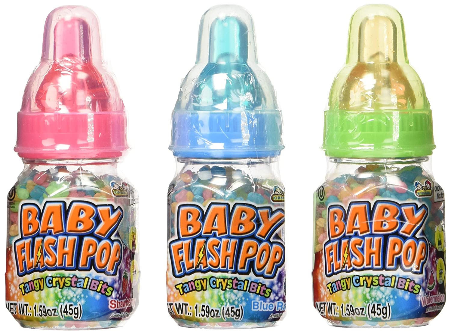 Kidsmania Baby Bottle Flash Pop 12 Units, 0.94-Kilogram Cwiner Industries LTD