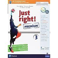 Just right! Ediz. premium. Per la Scuola media. Con e-book. Con espansione online [Lingua inglese]: 3