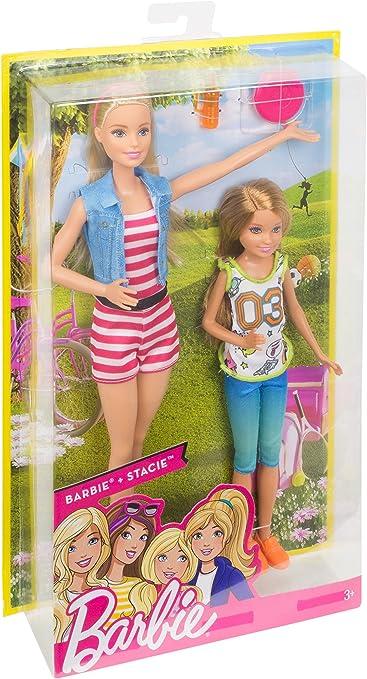 Poppen Speelgoed en spellen Barbie FCJ28 Doll Multi Colour