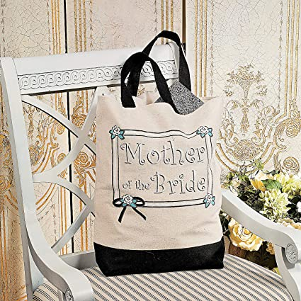 b225438df2260 Amazon.com  Fun Express - (XL Mother of The Bride Tote for Wedding ...