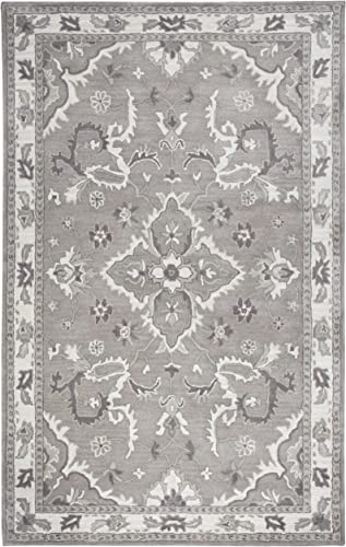 Rizzy Home Valintino Collection Wool Area Rug
