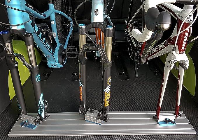 EasyIn - Adaptador Eje de horquilla 15 mm de diámetro x 110 mm para puerta bicicleta EasyIn ...: Amazon.es: Coche y moto