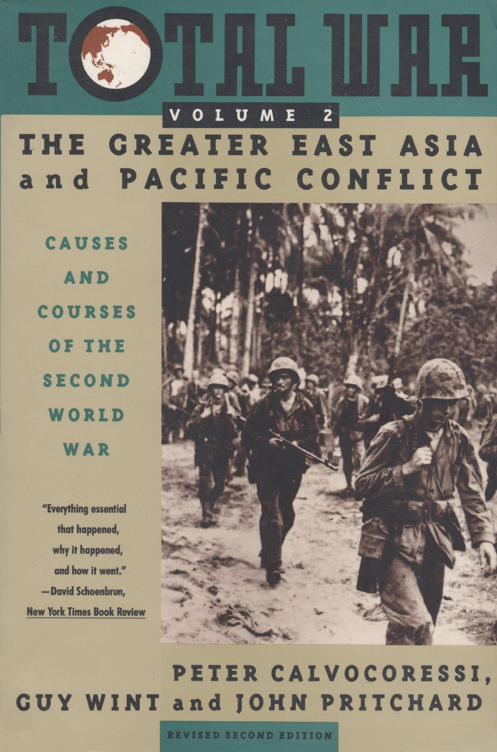 Total War: The Causes and Courses of the Second World War