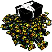 Toxic Waste Assorted Sour Candy, 2 lb Bag in a BlackTie Box