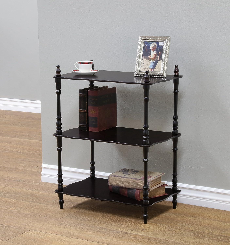 Frenchi Home Furnishing 3 Tier Shelves Image 2