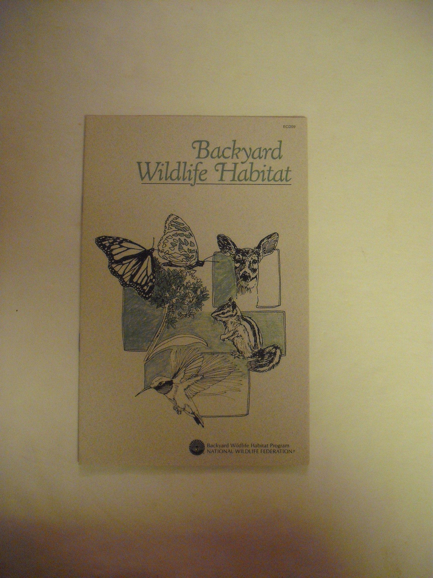 the backyard naturalist craig tufts 9780912186931 books amazon ca