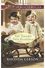 The Texan's Twin Blessings (Love Inspired Historical) Kindle Edition
