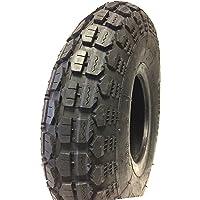 Neumáticos y manguera 4.00–6, Super Estable, compatible entre