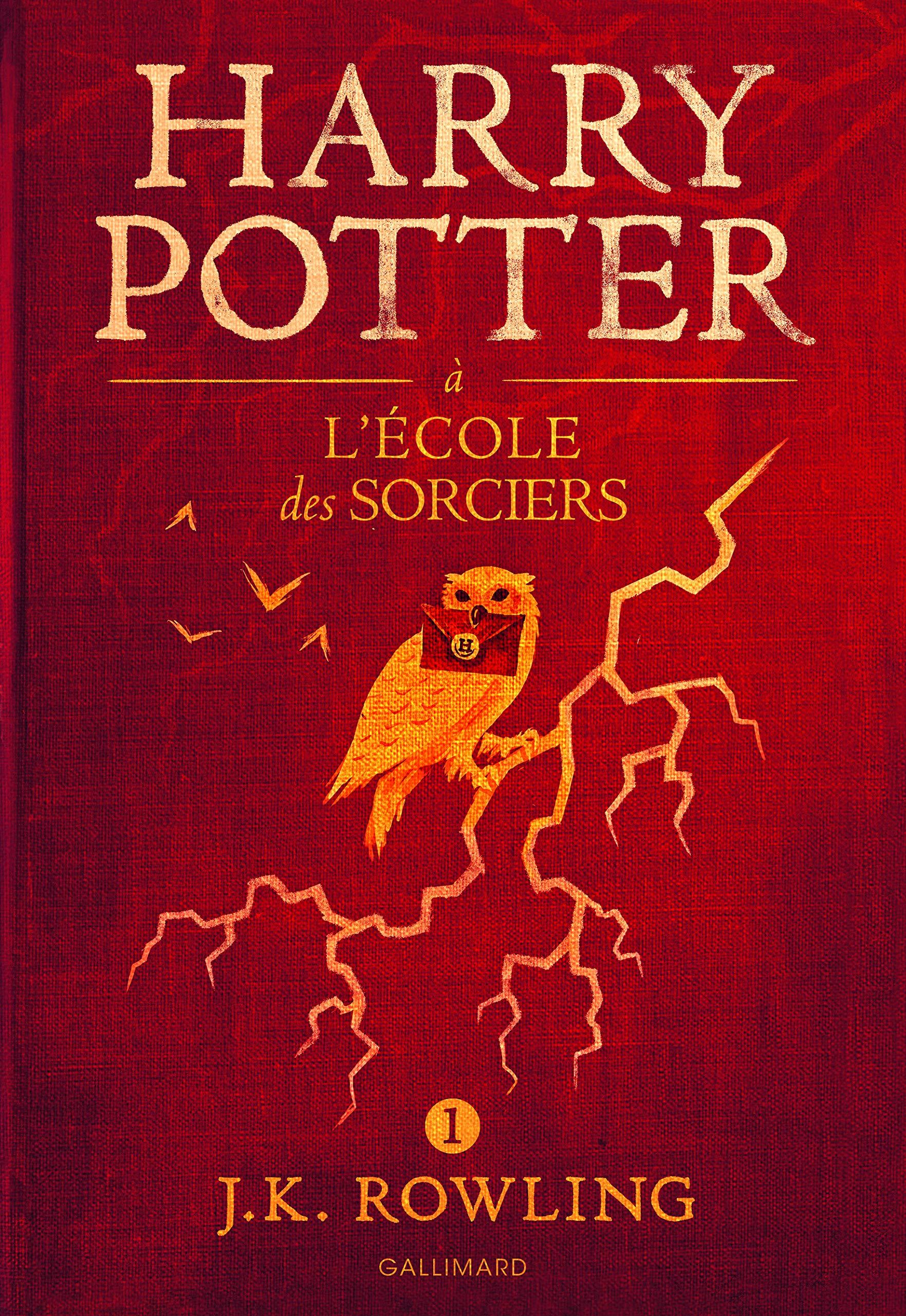 Harry Potter, I : Harry Potter à lécole des sorciers: Amazon ...