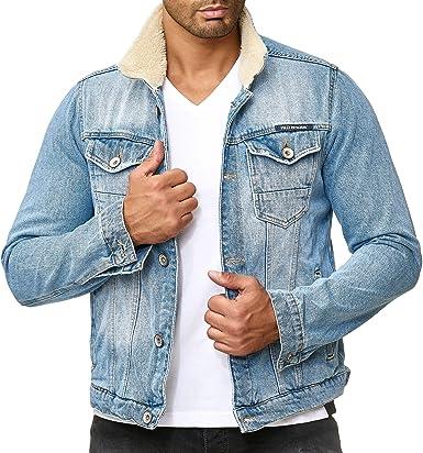 veste en jean avec le drapeau de l'espagne