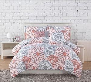 Project Generation Stella 5-Piece Full/Queen Comforter Set