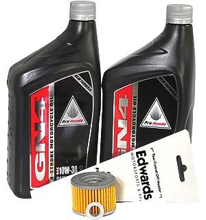 2011-2013 Honda CBR250R Oil Change Kit