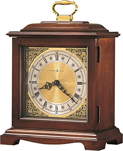 Howard Miller 612-588 Graham Bracket III Mantel Clock by