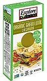 Explore Cuisine Organic Green Lentil Lasagne 250g (Pack of 6)