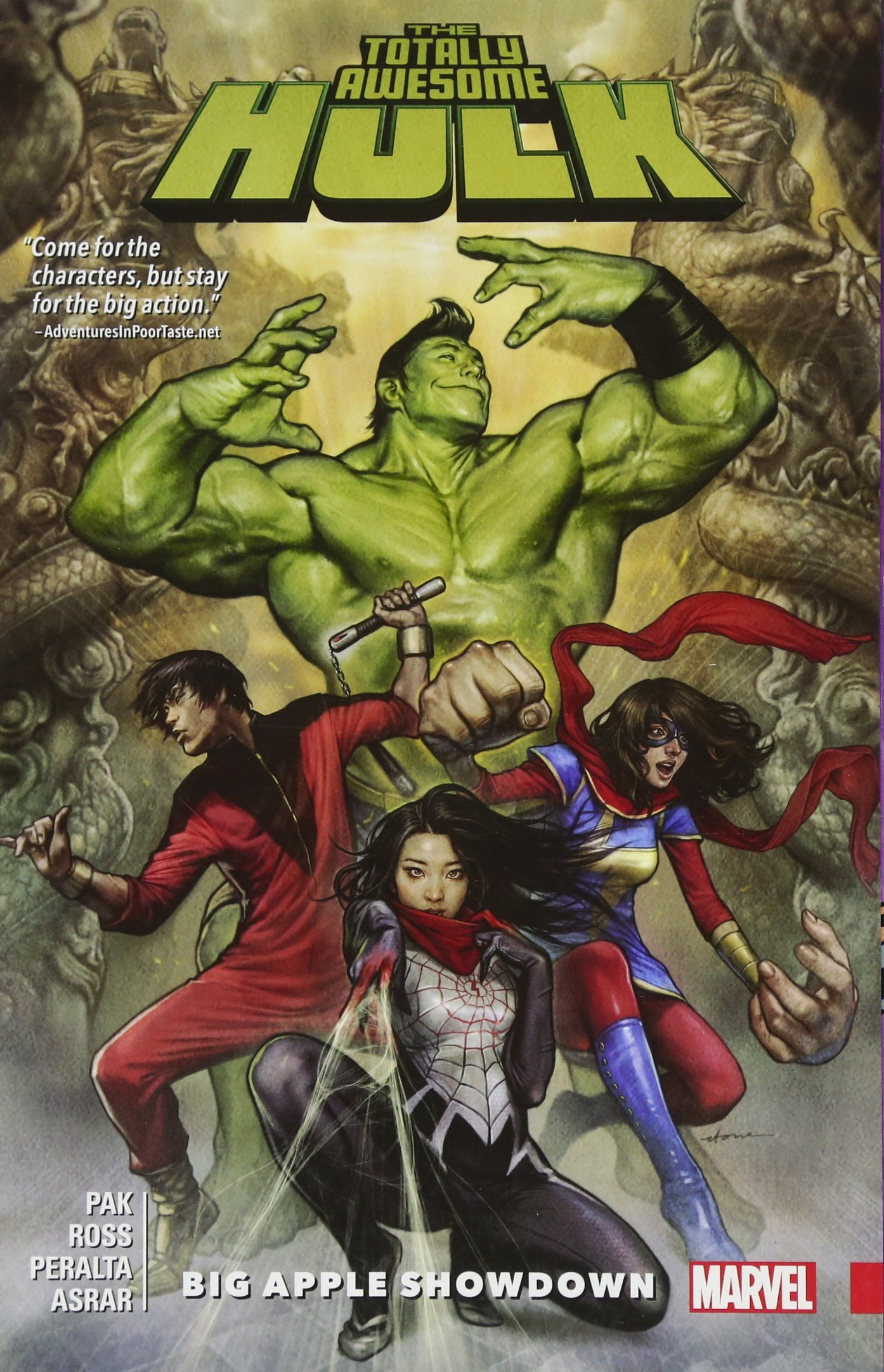 The Totally Awesome Hulk Vol. 3: Big Apple Showdown (The Totally Awesome Hulk (2016)) ebook