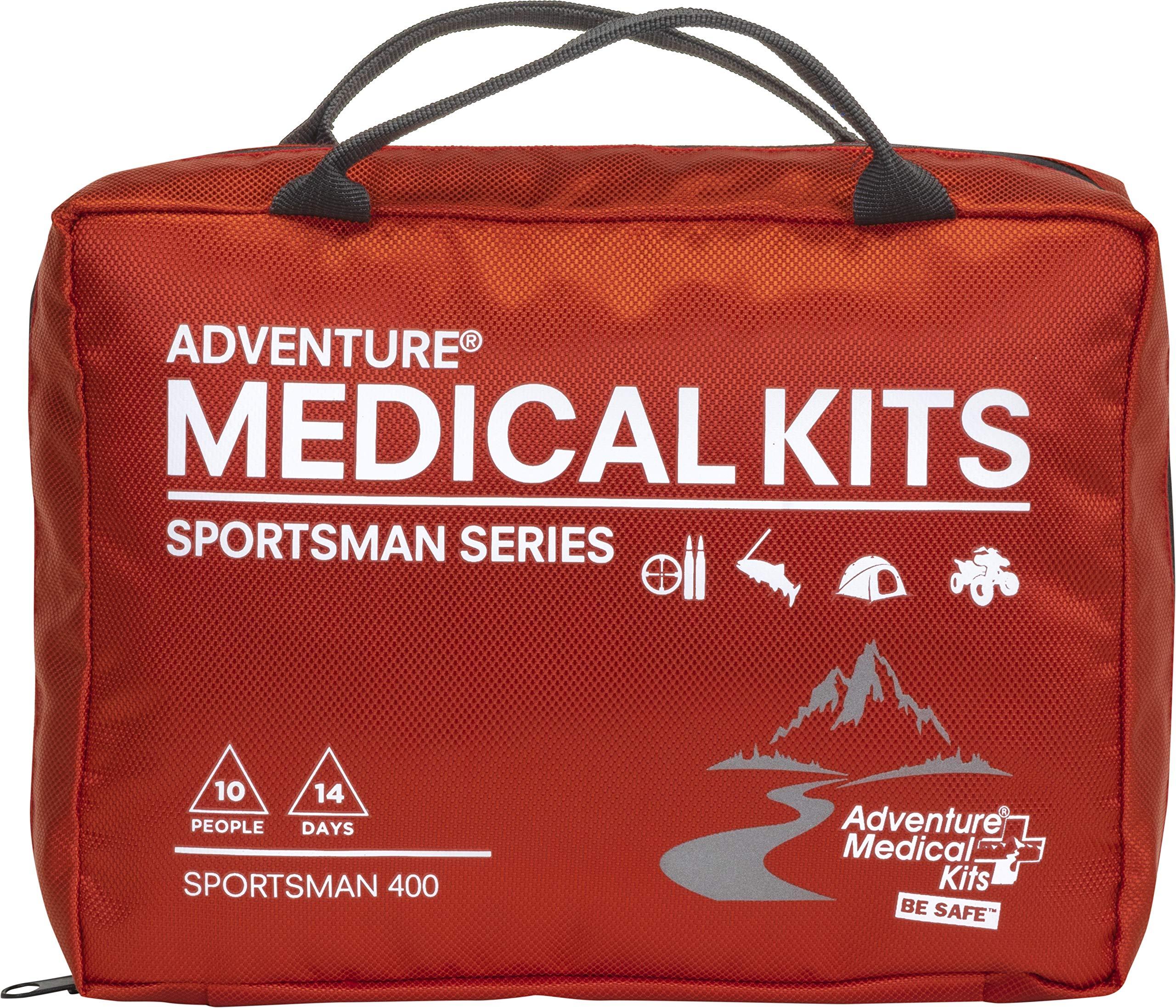 Adventure Medical Kits Sportsman Series 400 Outdoor First Aid Kit by Adventure Medical Kits