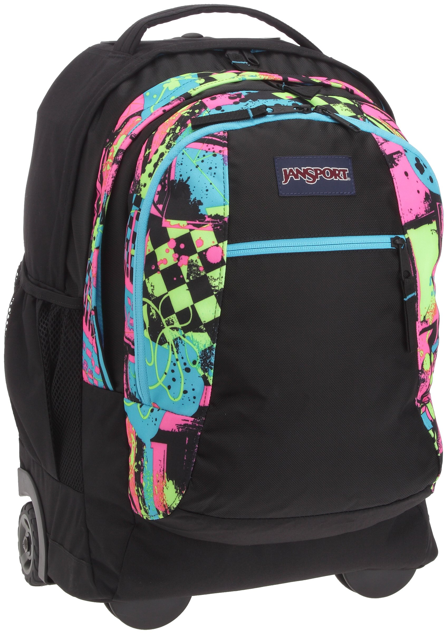 0f04bccd74e2 Galleon - JanSport Driver 8 Core Series Wheeled Backpack