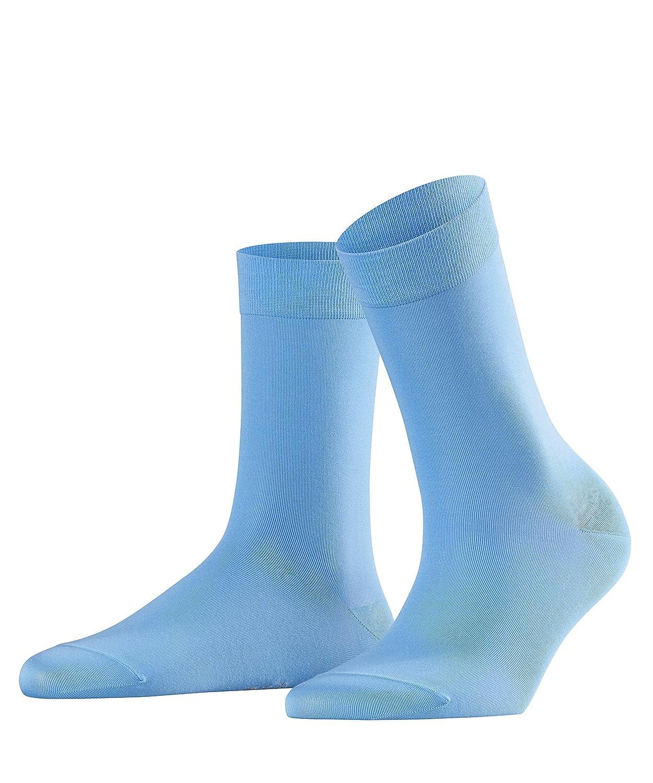 FALKE Damen Socken Cotton Touch, Blickdicht 47673