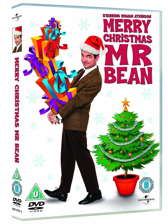 Mr Bean Christmas.Mr Bean Merry Christmas Mr Bean Dvd Amazon Co Uk Rowan
