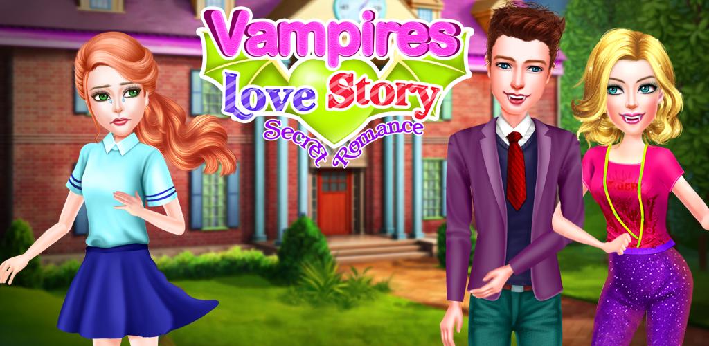 Vampiro História de amor & Segredo Romance - Um jogo de