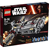 LEGO Star Wars Rebel Combat Frigate