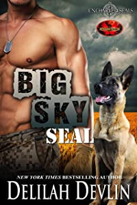 Big Sky SEAL: Brotherhood Protectors World (Uncharted SEALs Book 10)