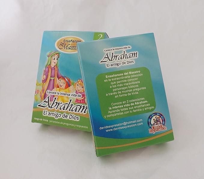 Amazon.com: Davids Expression Abraham el Amigo de Dios ...