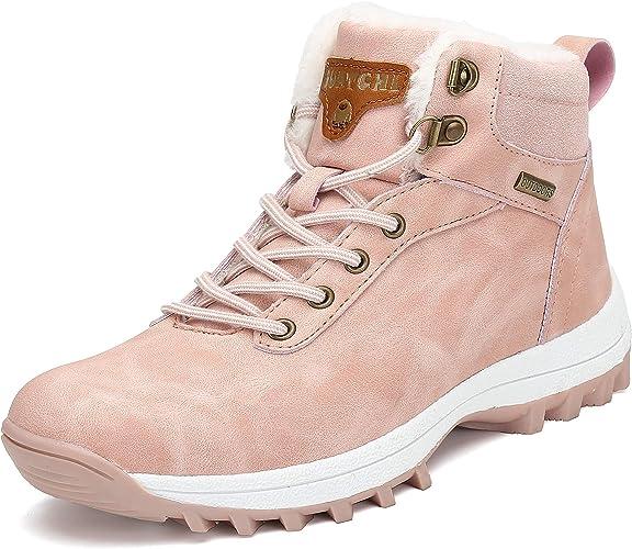 Pastaza Winterschuhe Herren Damen Warm Gefüttert Schneestiefel Winter Outdoor Boots Wasserdicht Winterstiefel