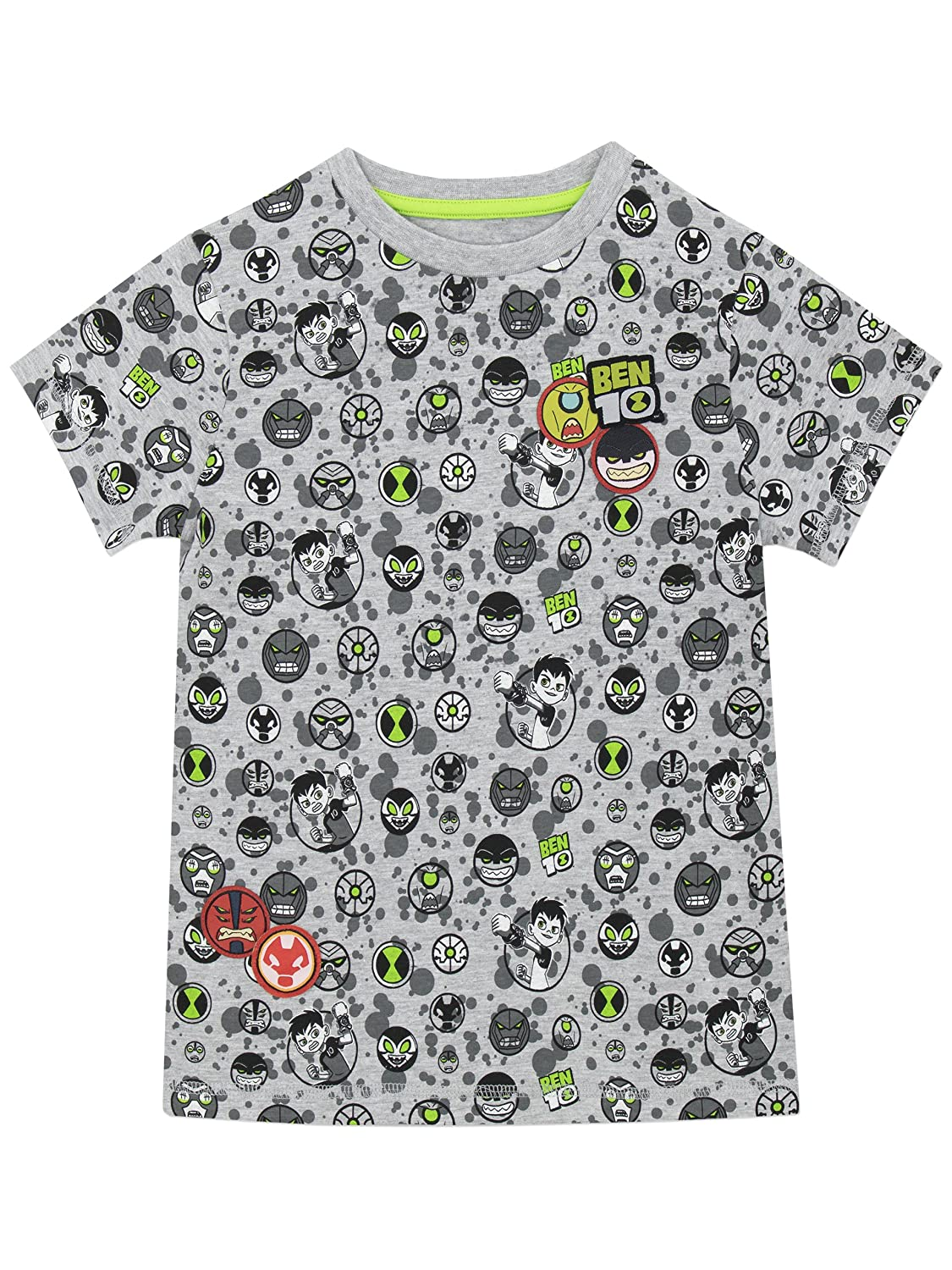 Ben 10 Boys T-Shirt Ages 4 to 12 Years