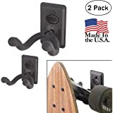US2U Displays Skateboard Wall Hanger or Longboard Wall Mount– US06