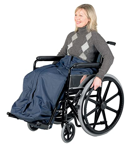 Homecraft - Saco para piernas para silla de ruedas