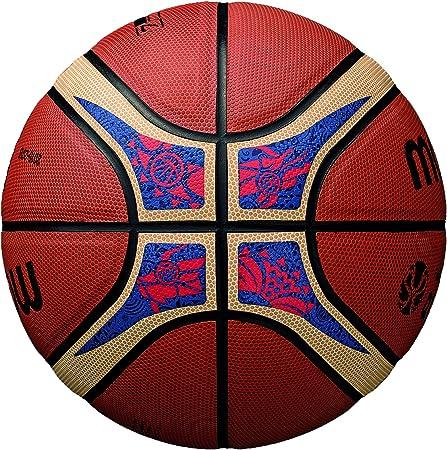 MOLTEN Copa Mundial de la Fiba – Balón de Baloncesto, Color ...