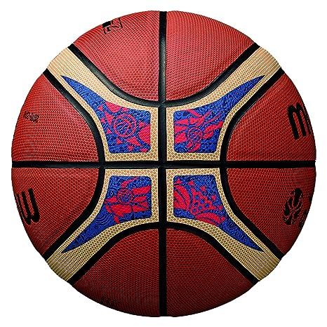 MOLTEN Copa Mundial de la Fiba - Balón de Baloncesto, Color ...