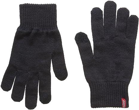 ea8d6eac9e0 Levi s Ben Touch Screen Gloves - Gants - Uni - Homme  Amazon.fr ...