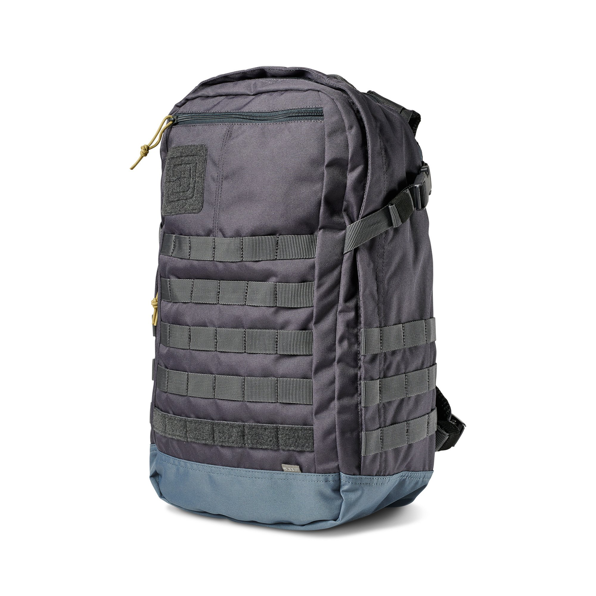 5.11 Rapid Origin Tactical Backpack with Laptop Sleeve, Hydration Pocket, MOLLE, Style 56355, Coal by 5.11