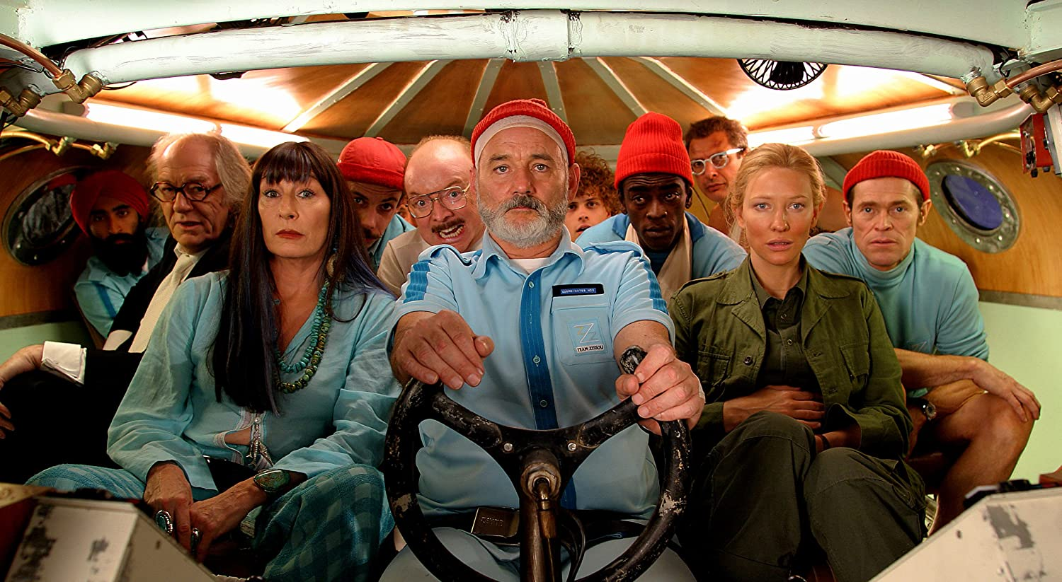 Image result for the life aquatic