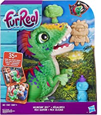 Furreal Friends Mascota Electrónica Rex Glotón