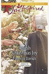Amish Christmas Joy (Brides of Amish Country Book 9) Kindle Edition