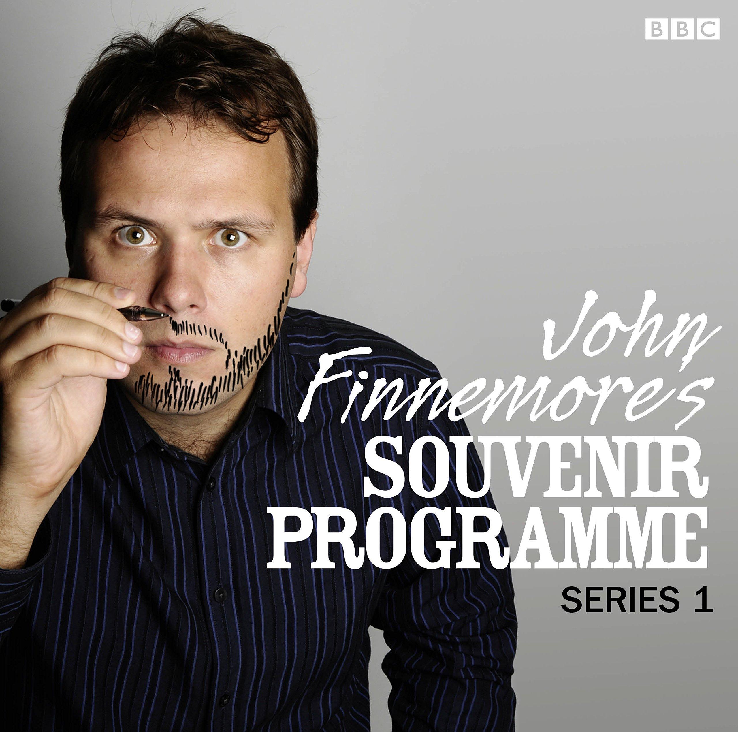 john finnemores souvenir programme series 4