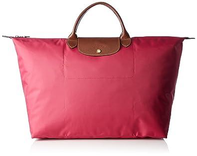 Longchamp Women 1624089 ROSE Handbag  Amazon.co.uk  Shoes   Bags ec64915ffec8b