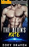 The Alien's Mate (A SciFi Alien Warrior Romance) (Warriors of Luxiria Book 2)