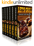 Let's Grill! Best BBQ Recipes Box Set: Best BBQ Recipes from Texas (vol.1), Carolinas (Vol. 2), Missouri (Vol. 3), Tennessee (Vol. 4), Alabama (Vol. 5), Hawaii (Vol. 6)