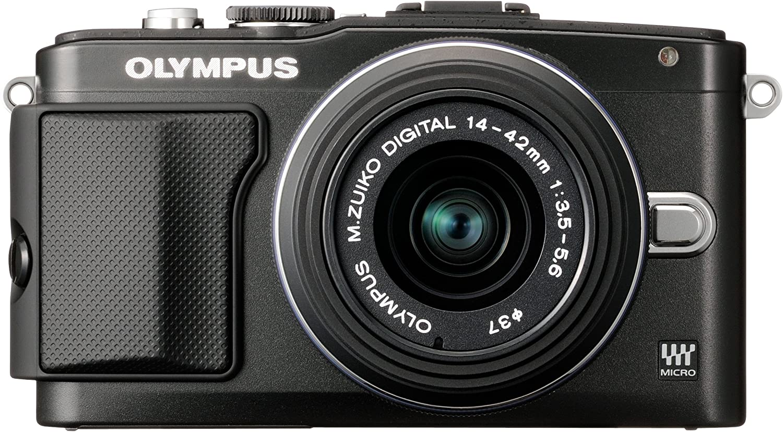 Olympus Pen E Pl5 Systemkamera 3 Zoll Kit Inkl 14 42 Kamera