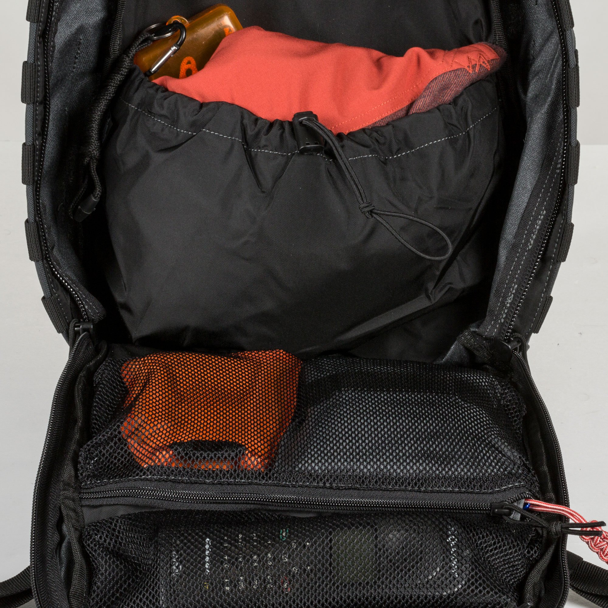 5.11 RUSH12 Tactical Military Assault Molle Backpack, Bug Out Rucksack Bag, Small, Style 56892, Black by 5.11 (Image #9)
