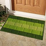 Status Iris Polypropylene Door Mat With Anti Skid Backing