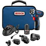 Bosch Power Tools Combo Kit - GSR12V-140FCB22 - 12V Flexiclick 5-In-1 Drill Set – One Tool Multiple Jobs - Power Drill Cordle