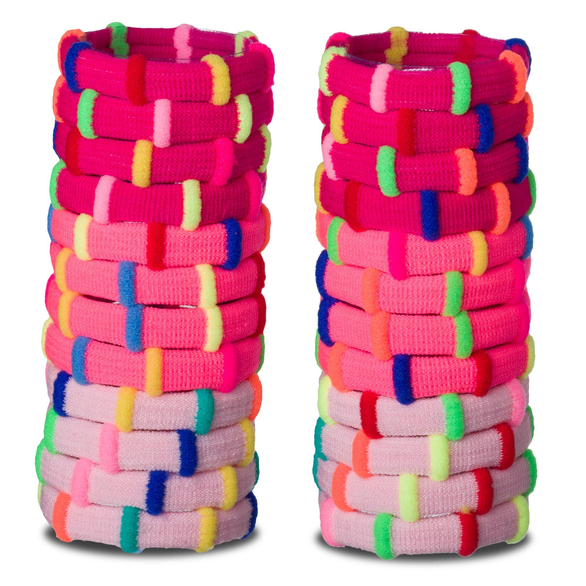 Fun Hair Ties for Women - Hair Ties for Girls -Hair Ties for Toddlers- 5c6418579db